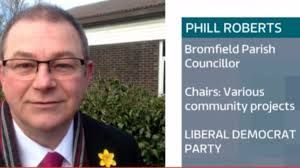 Phill Roberts - Liberal Democrats - Workington